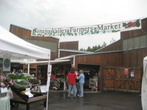 Farmers' Market, Fairbanks